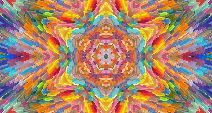 Mandala Stil 40 von Marion Tenbergen