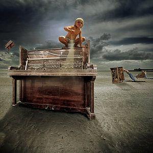 Piano Boy van