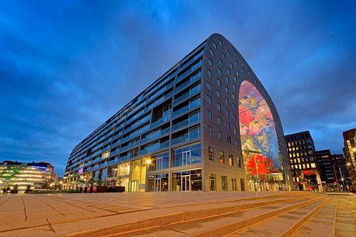 Markthal Rotterdam van Anton de Zeeuw