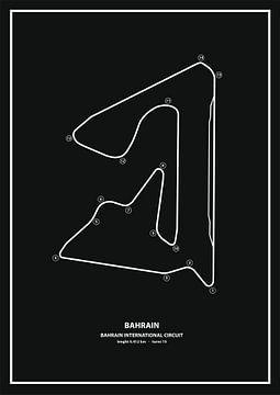 BAHRIAN GRAND PRIX | Formula 1 von Niels Jaeqx