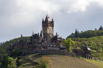 Cochem Kasteel,  Duitsland van Marijke Arends-Meiring