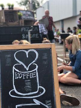 Koffietijd van N Van Dijk
