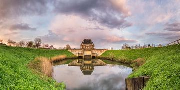 Panorama De Jongh gemaal Aalst van Jan Koppelaar