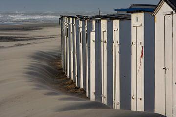 Strandhuisjes Paal 9 Texel