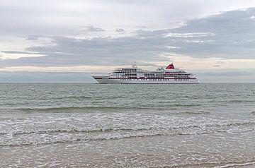 Kreuzfahrtschiff Ms Europa von MSP Canvas