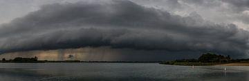 Panorama rollende Wolke. von shotbylex