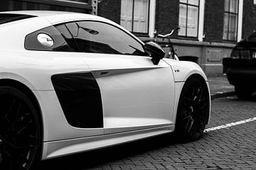 Audi R8 von Jaimy van Asperen