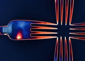 Lasst uns essen! von Franka vander Helm