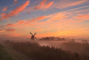 Hollandse zonsopkomst van
