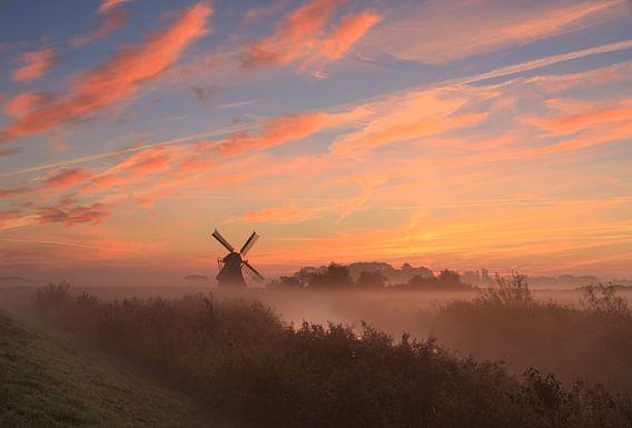 Hollandse zonsopkomst