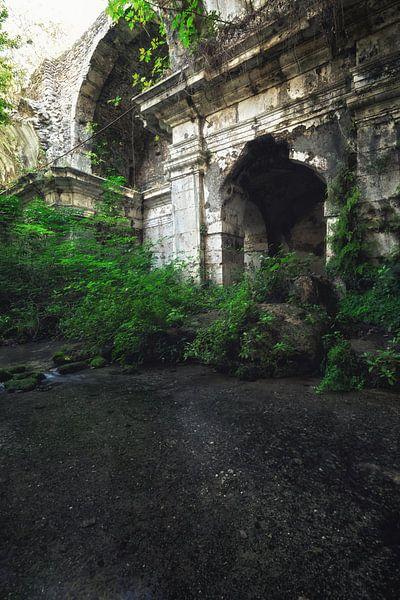 Kirche Die Natur übernimmt 1 von Kirsten Scholten