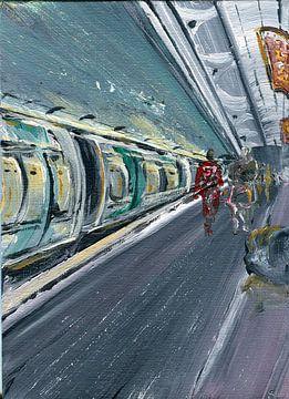 Pariser Metro von sarah Loecker