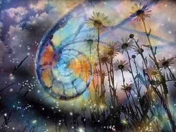 Magisches Portal von Greta Lipman