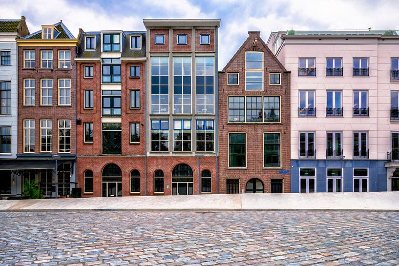 Huizen Gelderseplein van Dennis Vervoorn