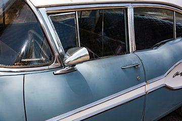 Cubaanse Pontiac Chieftain (kleur)