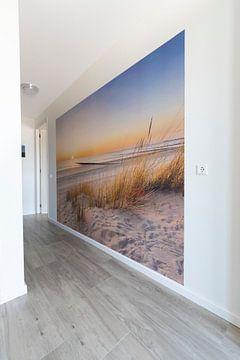 Klantfoto: Do You Remember (duinen en strand Dishoek) van Thom Brouwer