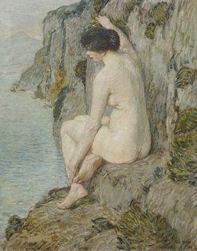 Childe Hassam, Die Lorelei - 1904 von Atelier Liesjes