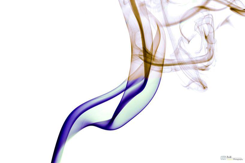 Inverted Smoke Art. van Hans Krijnen