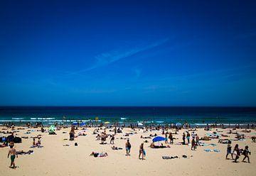 Bondi Beach van Anton Engelsman