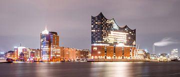 Elbphilharmonie Hamburg von Günter Albers