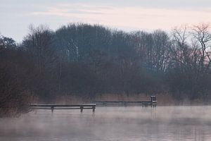 Steigers in de Mist