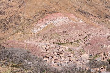 Altlas-Gebirge - Marrakesch von Malou Franken