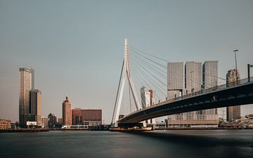 Erasmus Bridge, Rotterdam sur Lorena Cirstea