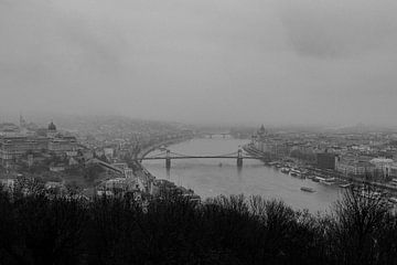 Boedapest, Hungary van Guy Drones