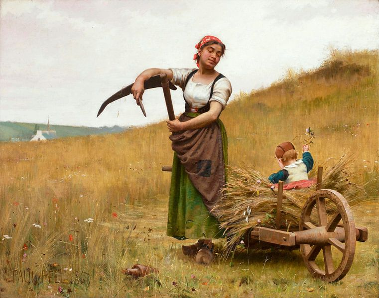 Anbetung, Paul Peel von Meesterlijcke Meesters
