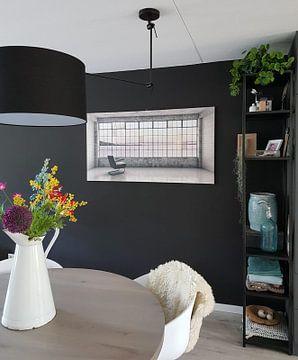 Klantfoto: Loft with a view. van Olaf Kramer