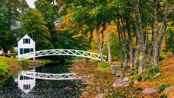 Somesville Brug, Maine