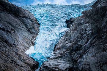 Briksdalbreen-Gletscher Norwegen von Jayzon Photo