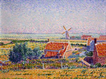 Zoutelande, 1910-1911 von Atelier Liesjes