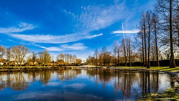 Bevroren Koningspark von Thomas van der Willik