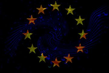 Europese sterren van Michael Nägele