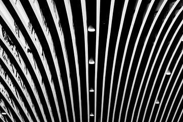 Abstracte gedachten - Station Delft van