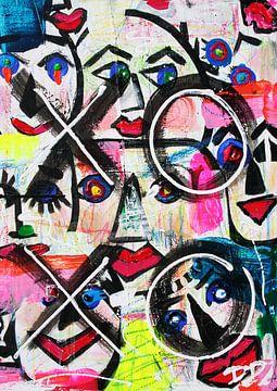 XO XO van Danielle Ducheine