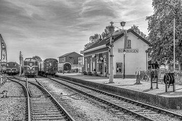 Station Beekbergen Veluwsche Stoomtrein Maatschappij sur Han Kedde