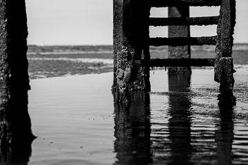 Waddenzee van Jouke Wijnstra Fotografie