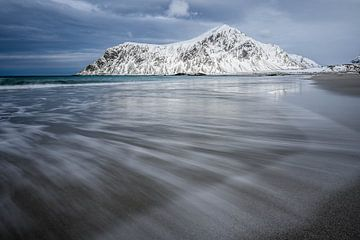 Skagsanden Beach von Julia Schellig