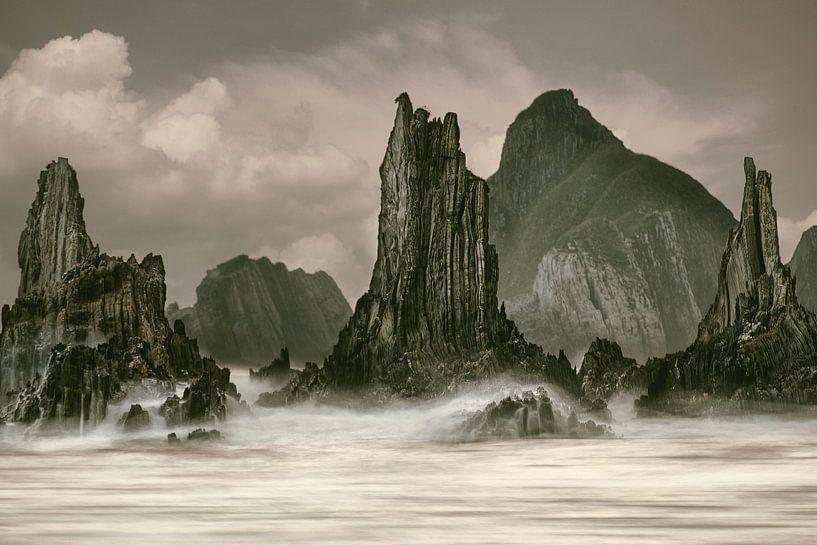 Playa Futura van Lars van de Goor