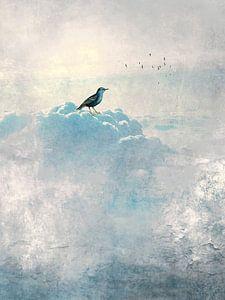 HEAVENLY BIRD I  Portrait