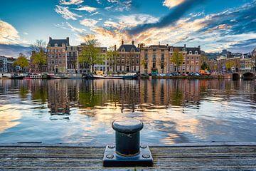 Aan de Amstel, Amsterdam von Thea.Photo