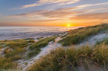 Sunset Denmark sur Hugo Meekes