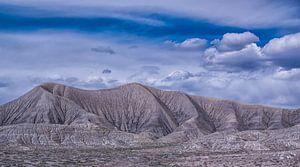 Bergketen in de woestijn, Colorado van