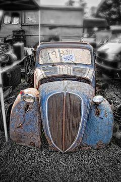 alter Fiat van Petra Voß