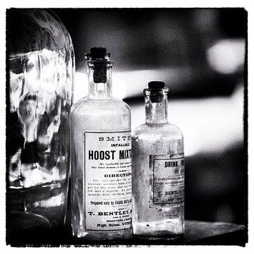 Brocante bottles von Sense Photography