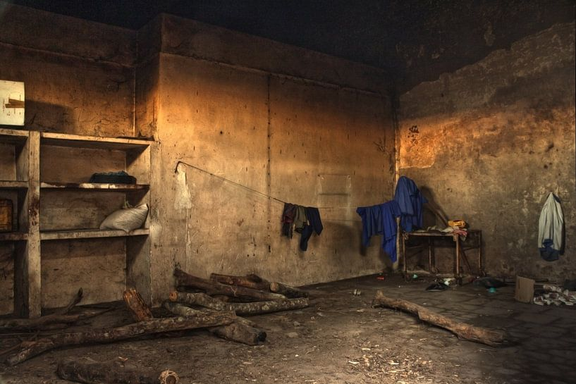 Hospital de Mocambique van BL Photography