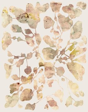 Herbstliches Laub. von Angel Estevez
