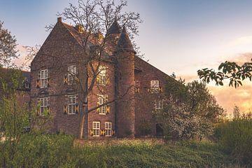 Goldene Burg Waardenburg von Tania Perneel